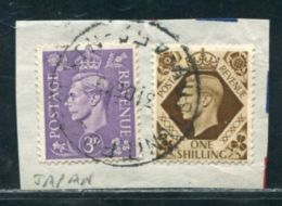GB KG6 FORCES USED ABROAD JAPAN - 1902-1951 (Kings)
