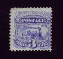 USA 1863 3c TRAIN/LOCOMOTIVE UNUSED - 1847-99 General Issues