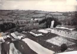 71 - CUZY : Le Faulion - La Colonie Du Morvan - CPSM Dentelée Noir Blanc GF Postée 1961 - Saône Et Loire - Autres Communes