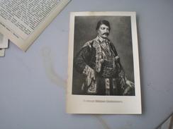 Vojvoda Milan Obrenovic, Srbija - Personnages Historiques