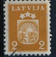 PIA - LETTONIA - 1940 - Francobollo Ordinario  - (Yv 249) - Lettonia