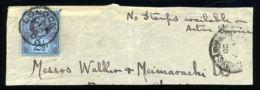 GB SOUTH AFRICA QV COMBINATION POSTMARKS BOERWAR - 1840-1901 (Victoria)