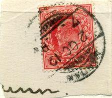 BRITISH LEVANT KE7 USED IN PAKISTAN/AFGHANISTAN - 1902-1951 (Kings)