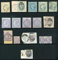 GB POSTAL FISCALS 1853-81 - 1840-1901 (Victoria)