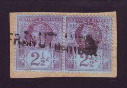 GB MARITIME FINLAND QV JUBILEE PERFINS - 1840-1901 (Victoria)