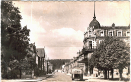 Carte Postale Ancienne De ROMILLY SUR SEINE-rue Carnot - Romilly-sur-Seine