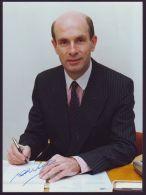 GB KUWAIT BRITISH AMBASSADOR SIGNATURES 1991 - Autographs