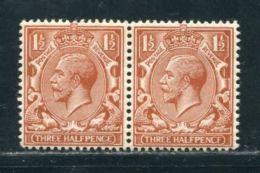 GB KING GEORGE 5TH PENCF VARIETY - 1902-1951 (Kings)