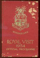 HM QUEEN ELIZABETH ROYAL VISIT QUEENSLAND AUSTRALIA - Cultural