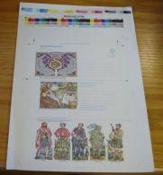 GB SCOTLAND QUEEN ELIZABETH STATIONERY AEROGRAMME SCOTTISH HIGHLAND DRESS - 1952-.... (Elizabeth II)