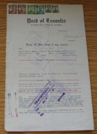 1945 SOUTHERN RHODESIA REVENUE DOCUMENT KG6 - Great Britain (former Colonies & Protectorates)
