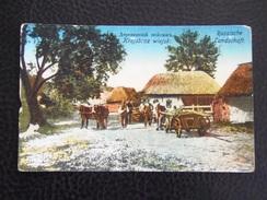 Russia 133 Russische Landschaft Russian Landscape 1916 Feldpost 288 - Russia