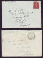 """PALESTINE BRITISH FIELD POST OFFICE 1946/7 """"CIVIL WAR' - Palestine"""