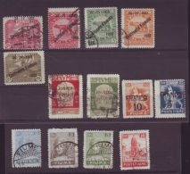 FIUME 1920/2 OVERPRINTS ON ITALY - Italy