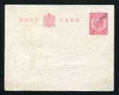 GB POSTAL STATIONERY SPECIMEN KING GEORGE 5TH BECHUANALAND - 1902-1951 (Kings)