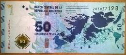 Argentine - 50 Pesos - 2015 - PICK 361a - NEUF - Argentina