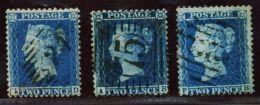 GB 1855 2d LC 14 PLATE 5 - 1840-1901 (Victoria)