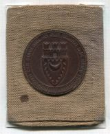 RARE KAISER WILHELM II PRESENT CIGAR CHEROOT CASE KIEL 1904 VICTORIA & ALBERT - Unclassified