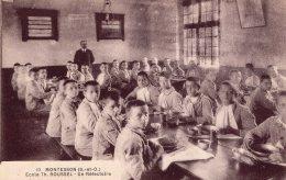 V9117 Cpa 78 Montesson - Ecole Th. Roussel - Un Réfectoire - Montesson