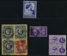 GB KGV1 1939-49 GROUP - 1902-1951 (Kings)