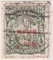 NUIE - ARMY POST OFFICE CANCEL - Niue