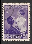003889 Belgium 1937 Utility Fund 1F75 FU - Belgium
