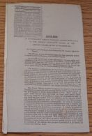 LEEWARD ISLES APPOINTMENT ADDRESS WF HAYNES SMITH TO LEGISLATURE 1888 BALL - Old Paper
