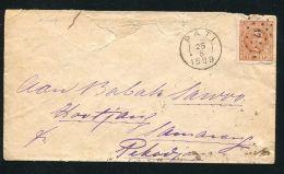 NETHERLANDS EAST INDIES INDONESIA 1889 PATI - Netherlands