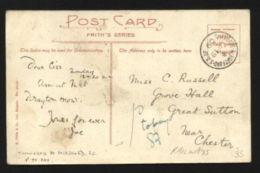 GB - 1919 RAILWAY POSTCARD - Postmark Collection
