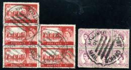 GB QE11 1958-65 MARITIME MAIL - 1902-1951 (Kings)