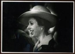 PRINCESS ANNE PHOTO CHESTER RIDING SCHOOL 1982 - Andere Verzamelingen