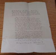 2ND ANTIGUA 1895 RESOLUTION OF APPRECIATION HAYNES SMITH BAHAMAS GOVERNOR - Old Paper