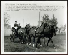 HRH PRINCE PHILIP HORSE DRIVING CHAMPIONSHIP HUNGARY - Other Collections
