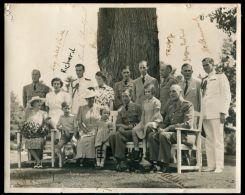 CANADA WW II DUKE OF KENT GOVERNOR GENERAL PRINCESS ALICE OF ATHLONE SIGNED - Beroemde Personen