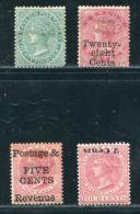 CEYLON 1872-80 - Ceylon (...-1947)
