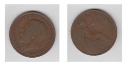 ONE PENNY 1918 - 1902-1971 : Monete Post-Vittoriane