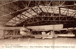 CAMP DE VALDAHON PARC D AVIATION - Flugzeuge