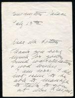 GREAT BRITAIN ROYALTY SWEDEN LOUISE MOUNTBATTEN 1922 - Unclassified
