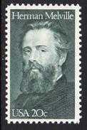 USA 1984 Literary Arts, Herman Melville, MNH (SG 2091) - Nuovi