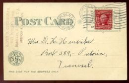 WORLD FAIR ST. LOUIS MISSOURI 1904 - Event Covers