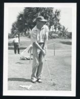 FINE AND RARE ORIGINAL PRIVATE PHOTO COLLECTION OF DUKE OF WINDSOR PLAYING GOLF - Other Collections