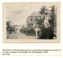 RARE PRIVATE PHOTOS PRINCE OF WALES KING EDWARD VIII TOUR 1920 DUKE WINDSOR - Other Collections