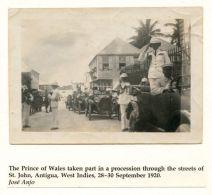 RARE PRIVATE PHOTOS PRINCE OF WALES KING EDWARD VIII TOUR 1920 DUKE WINDSOR - Andere Sammlungen