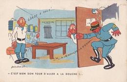Jean Cheval - Garde à Vous - Cheval