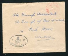 KING GEORGE 6TH OHMS WINDSOR PAYMASTER OF THE HOUSEHOLD - 1902-1951 (Kings)