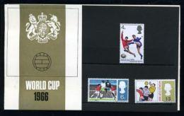 GB 1966 WORLD CUP FOOTBALL - 1952-.... (Elizabeth II)