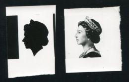 GREAT BRITAIN BRITISH VIRGIN ISLANDS QE2 PRINTERS ARTWORK - 1952-.... (Elizabeth II)