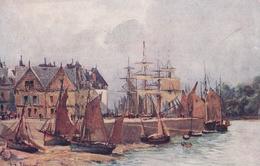 Eugène Bourgeois - Bretagne - Bourgeois