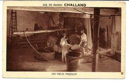 Jus De Raisin - Challand - Un Vieux Pressoir - Vignes
