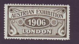 GB LONDON AUSTRIAN EXHIBITION 1906 - Austria